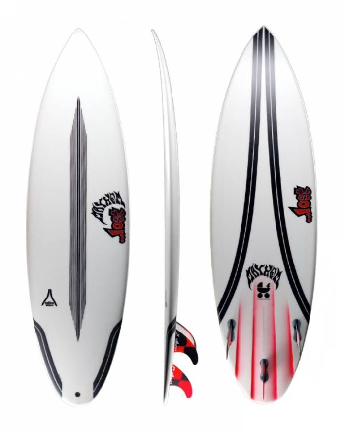 Lost Baby Buggy Carbon Wrap 6'0
